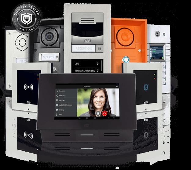 Fanvil i16V SIP Video Intercom - VoIP Supply