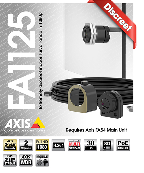 Axis IP Cameras - Axis Reseller - Gold Partner