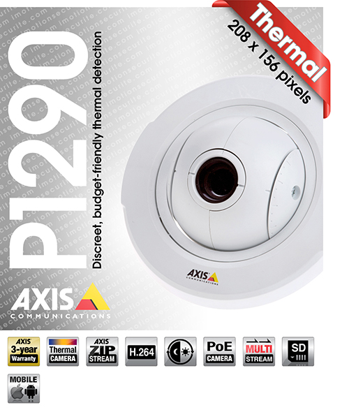 Axis P1290