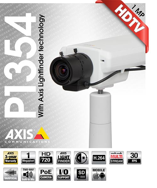 Axis P1354