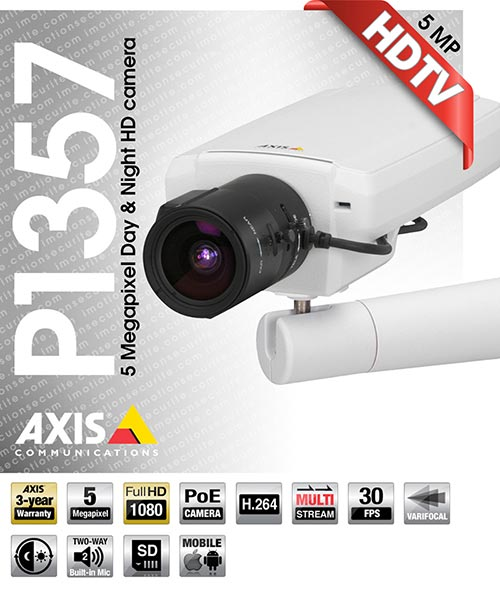 Axis P1357