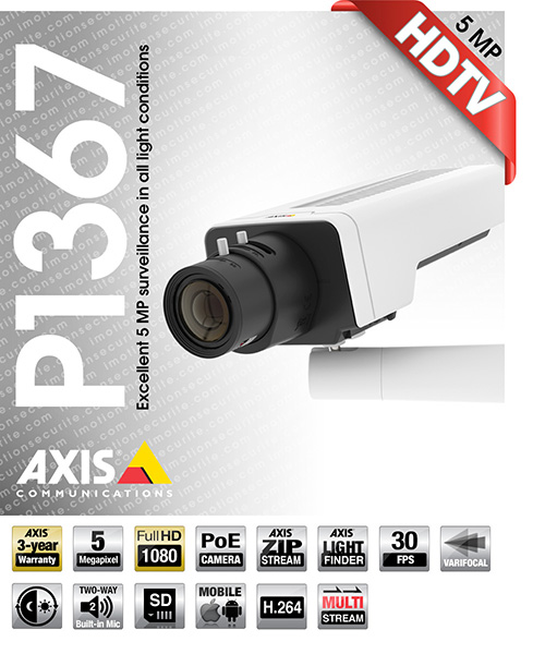 Axis P1367