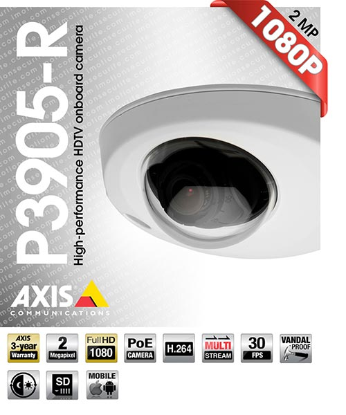Axis P3905-R