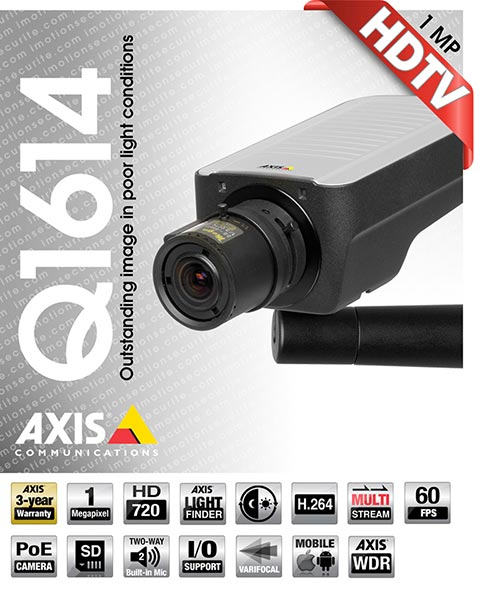 Axis Q1614