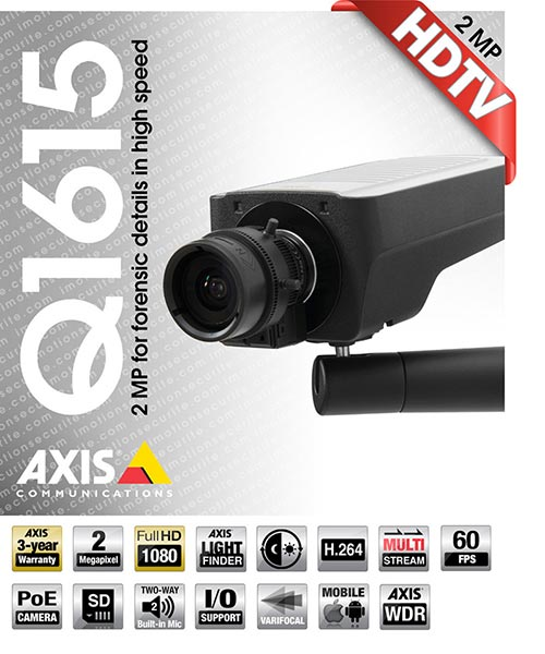 Axis Q1615