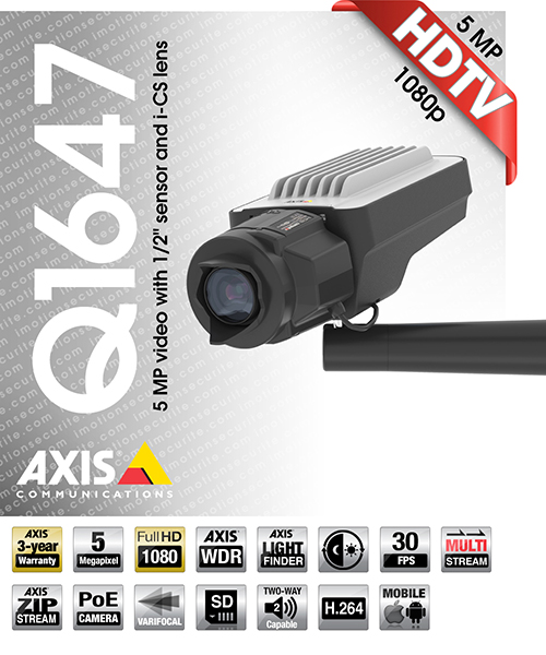 Axis Q1647