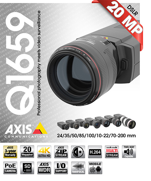 Axis Q1659