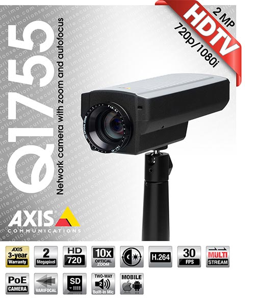 Axis Q1755