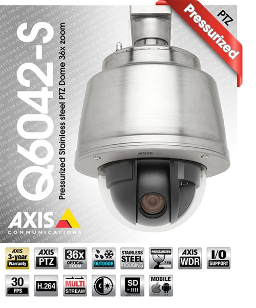 Axis Q6042-S