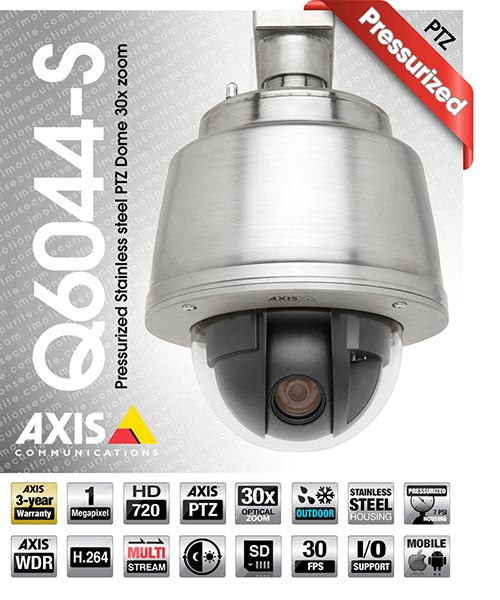 Axis Q6044-S