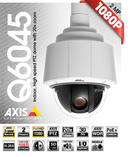 Axis Q6045