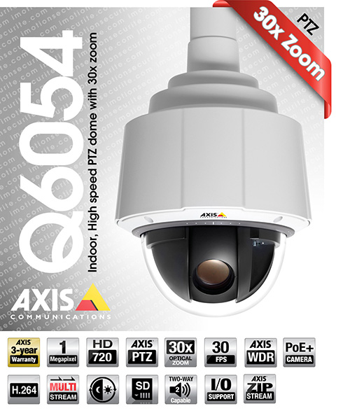 Axis Q6054