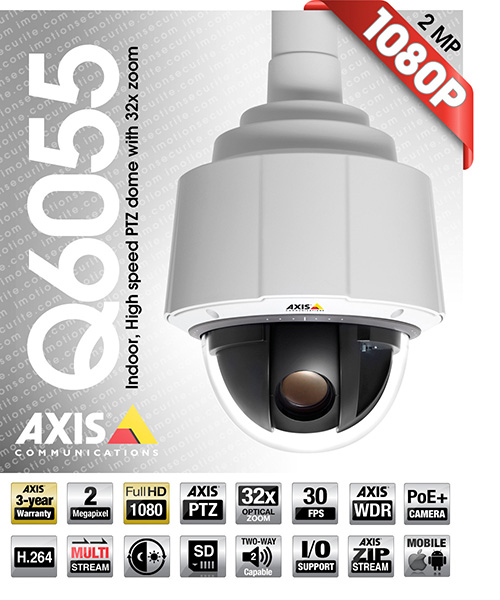 Axis Q6055