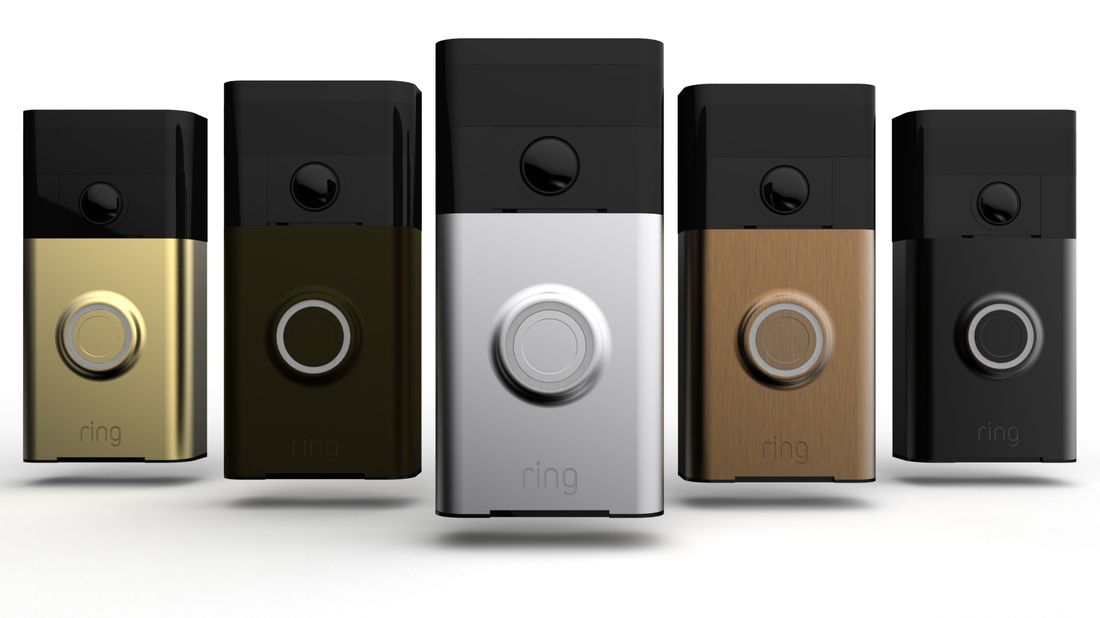 Ring Video Doorbell Imotion Security