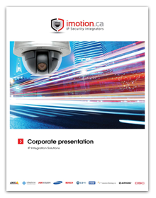 iMotion Corporate Brochure
