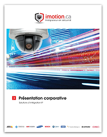 Brochure corporative iMotion