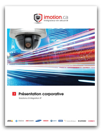 iMotion Brochure corporative