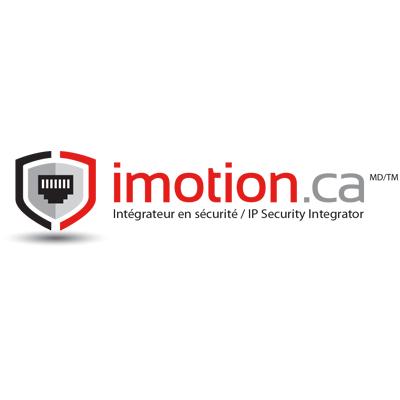 logo iMotion sécurité