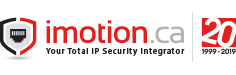 iMotion Security Logo